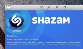 Top Bar Songs Shazam For Mac Makes Collecting New Songs Easy Mac Tips