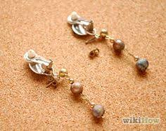 how to convert clip on earrings to pierced earrings how to make clip on earrings from pierced earrings so inexpensive