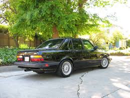 rare us black on black 1988 bmw m5 german cars for sale blog