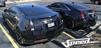 cadillac cts bumper cts v coupe aventador exhaust tip merican motorsports engineered