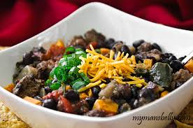 easy healthy dinner crock pot bison chili recipe my man u0027s belly