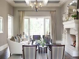 taupe living room dark floors off white furniture champagne