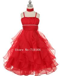 cheap red gown for kids find red gown for kids deals on line at