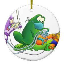 frog ornaments keepsake ornaments zazzle