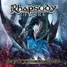 rhapsody of fire into the legend album audio samples streaming