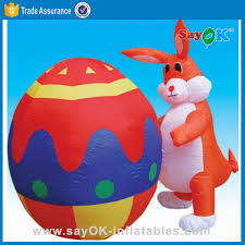Large Easter Egg Yard Decorations by Giant Inflatable Easter Eggs Giant Inflatable Easter Eggs
