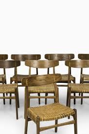 Hansen Patio Furniture by Model Ch 23 Dining Chairs By Hans Wegner For Carl Hansen U0026 Son