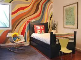 farbige wandgestaltung 62 kreative wände streichen ideen interessante techniken