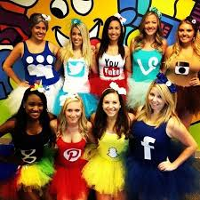 Cutest Halloween Costumes Teens 25 Cute Group Halloween Costumes Ideas Group
