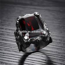 man steel rings images Stainless steel cubic zirconia man ring wholesale market one stone jpg