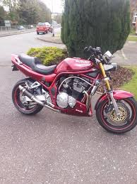 suzuki bandit 1200 mk1 n immaculate condition in northampton