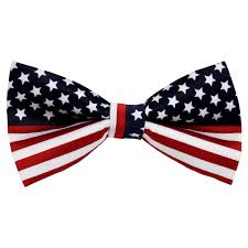 American Flag Picture American Flag Bow Tie