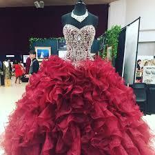 burgundy quince dresses best 25 quince dresses ideas on xv dresses white