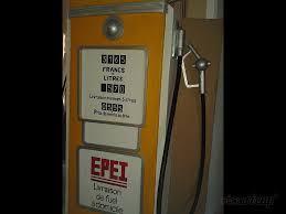 pompe a essence deco pompe à essence rétro par magalo