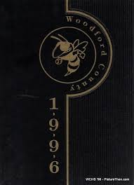 woodford county high school yearbook woodford county high school 1996 yearbook