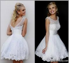 white 8th grade graduation dresses 8th grade graduation dresses white 2016 2017 b2b fashion