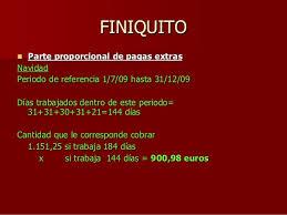 calculadora de finiquito en chile tema 6 cálculo de finiquito e indemnización 1