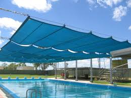 Swimming Pool Canopy by Swimming Pool Shades Empire Marquee