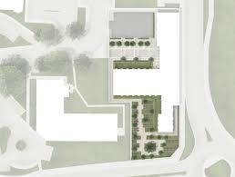 House Site Plan by Gallery Of Ronald Mcdonald House Keppie 10