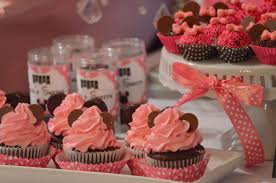 Candy Buffet Table Ideas Party Inspiration Minnie Mouse Candy Buffets And Dessert Tables