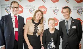 people u0027s health trust celebrates fifth anniversary uk news