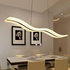 Dining Room Fixture Led Modern Chandeliers For Kitchen Light Fixtures Home Lighting