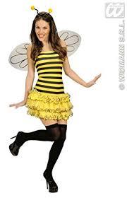 Bumble Bee Halloween Costume Busy Bumble Bee Fancy Dress Costume Amazon Uk Toys