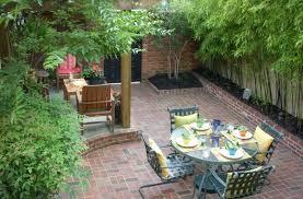 mauer terrasse sichtschutzbambus im garten diy sichtschutz fr die
