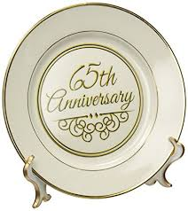 65th wedding anniversary gifts 3drose cp 154507 1 65th anniversary gift gold text for