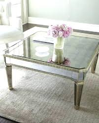 Mirrored Top Coffee Table Gold Mirrored Coffee Table Antiqued Mirrored Coffee Table Antiqued