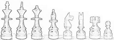 Free Wood Carving Patterns Downloads by Free Printable Wood Carving Patterns Free Chess Set Pattern From