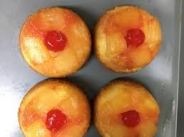 mini pineapple upside down cakes recipe genius kitchen
