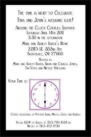 around the clock bridal shower custom around the clock bridal shower platinumdesigns
