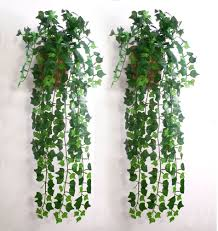 decoration ideas fetching image of decorative hanging vine fake