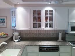 cabinets u0026 drawer cream frosted stone kitchen countertop plus