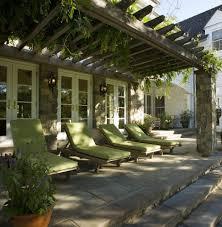 wisteria vine pergola patio beach style with dining metal trellises