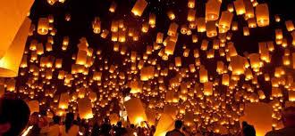 lanterns new year sky lanterns festival new year lanterns tourismkit