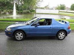 1993 honda civic si coupe find used 1993 honda civic sol si coupe 2 door 1 6l in valrico