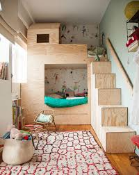 Children Bunk Bed Bedroom Bedrooms Kid Bedroom Bunk Beds For
