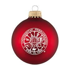 of nebraska lincoln ornament of