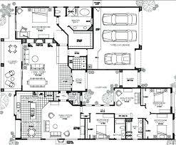 4 bedroom single house plans 4 master bedroom house plans four bedroom home plans