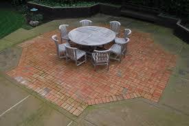 Circular Patios by 30 Vintage Patio Designs With Bricks Wisma Home