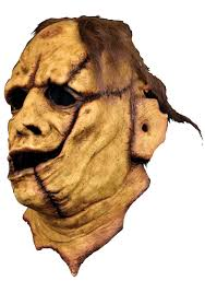 Texas Chainsaw Massacre Halloween Costume Texas Chainsaw Massacre Leatherface Skinner Mask