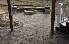 Paver Patio Cost Per Square Foot by Pavers Paver Patios Unilock Pavers Unilock Paver Patios