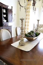 french country style dining room aidan gray candlesticks