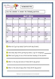 grade 3 maths worksheets 9 3 problem solving with calendars