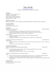 resume exles objective for any position trigger resumebjective science exles medical statement