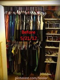 erinfeisleratmarykay how to un clutter u0026 organize your closet