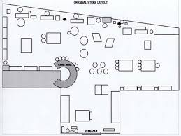 floor plan lay out planning your store layout step by step instructions