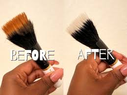 how to deep clean how to deep clean makeup brushes youtube